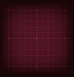 grid interface hud vector image