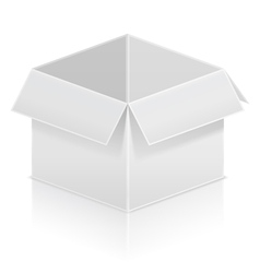 Paper Box vector image