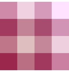Red pink squares square seamless vintage pattern vector