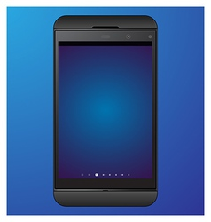 Mobile Phone 10 vector image vector image