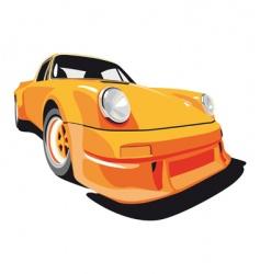 Porsche 911 vector