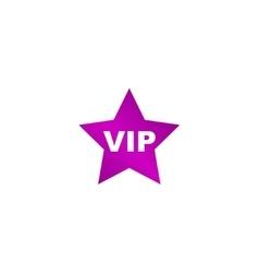 Vip icon concept for design vector