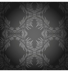 gray luxury background vector image