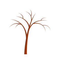 Dry tree vector