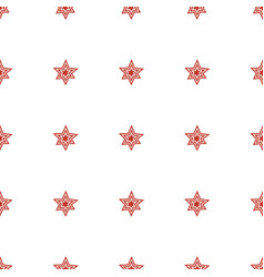explosion icon pattern seamless white background vector image