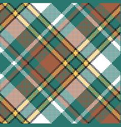 Classic check tartan seamless pattern vector