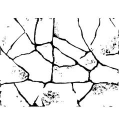 Cracks vector