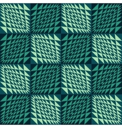 Abstract geometric background Seamless wavy vector image