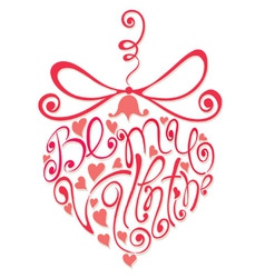 Ornament - heart vector