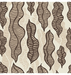Pattern squiggly vector