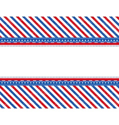 usa background with texture vector image