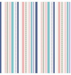 Stripes Seamless pattern pastel colors pattern vector image
