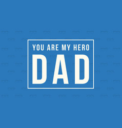 Collection stock father day greeting card vector