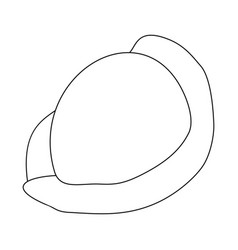 Isolated object ravioli and pierogi symbol set vector