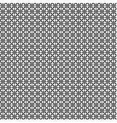 Monochrome star pattern - background graphic vector