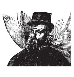 Pizarro vintage vector