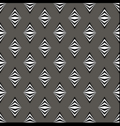 simple black white gray pattern background with vector image