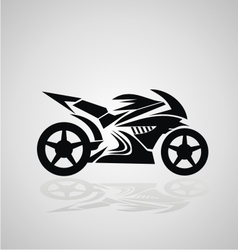 Tribal Motorsport vector image