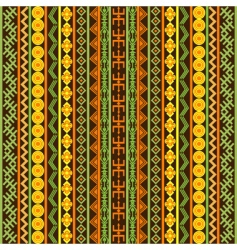 tribal texture vector image vector image