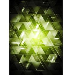 Abstract glossy hi-tech backdrop vector