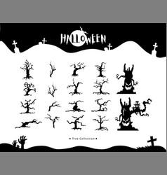 Halloween background design happy day vector
