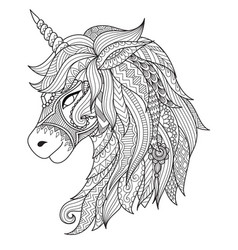 Unicorn vector