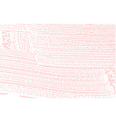 Grunge texture distress pink rough trace fine ba vector