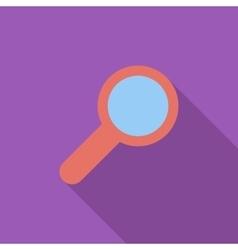 Search single icon vector image