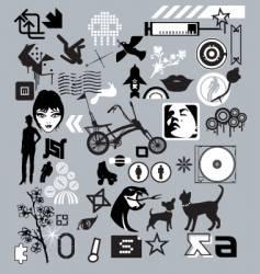 logo tools vector image vector image