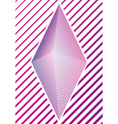 simple geometric minimal covers design 01 modern vector image vector image
