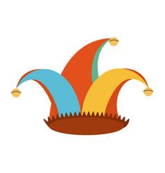 jester hay symbol vector image
