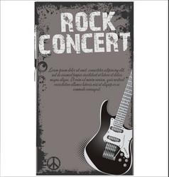 Rock concert background 2 vector