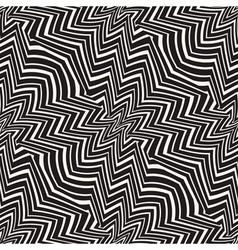 striped web vector image vector image