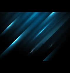 Abstract dark blue background vector image
