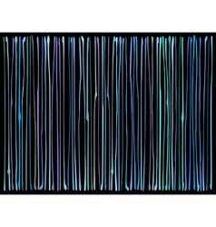Liquid organic blue purple lines pattern vector