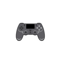 Play station 4 stick controller game console vector