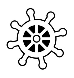 ship timon isolated icon vector image