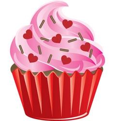 Valentine sweets vector
