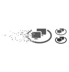 Disintegrating pixel halftone intranet computers vector