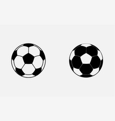 football icon gray background vector image