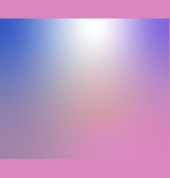 light purple blurred background with glow vector image