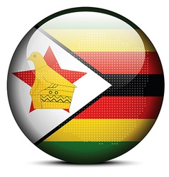 Republic of Zimbabwe vector