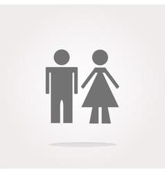 WC Icon WC Icon WC Icon Art WC Icon eps vector image