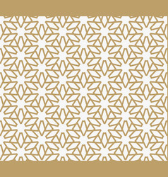 Abstract geometric pattern with lines a seamless vector