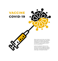 Virus covid-19 protection web banner vector