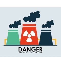 industrial safety vector image vector image