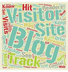 You Need Traffic For Your Blog Here s How To See vector image vector image