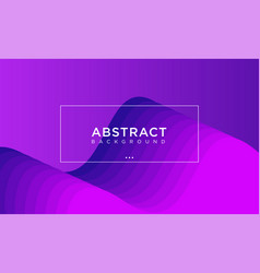 Colorful geometric background dynamic fluid neon vector