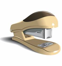 office stapler vector image