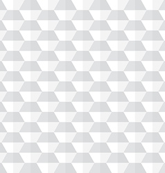 White Geometric Abstract Background vector image